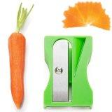 Инструмент для декоративной нарезки овощей  karoto зеленый 22424 фото
