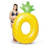 Круг надувной pineapple 23286 фото