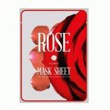 Маски-слайсы тканевые с экстрактом розы KOCOSTAR SHEET ROSE FLOWER MASK 25253 фото