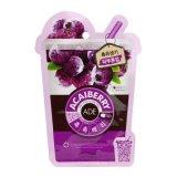 Маска для лица с экстрактом ягоды асаи Acaiberry Ade Mask 26879 фото