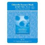 Маска тканевая хлорелла Chlorella Essence Mask 26951 фото