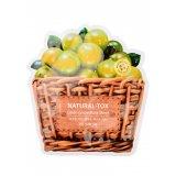 Маска тканевая  виноград New_Natural-tox Green Grape Mask Sheet 28720 фото
