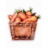 Маска тканевая  морковная New_Natural-tox Carrot Mask Sheet 28722 фото