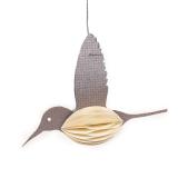 Украшение подвесное декоративное bird 32688 фото