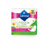 LIBRESSE Natural Care Ultra Normal, 10шт 35920 фото