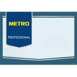 METRO PROFESSIONAL бумажные 2 слоя синие, 33 х 33 см 250 шт 35950 фото