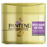 Маска для волос PANTENE PRO-V питательный коктейль 300 мл 36308: фото