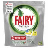 FAIRY PLATINUM лимон 70 ш 37104 фото