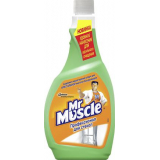 MR. MUSCLE запасной блок с нашатырным спиртом, 500мл 37734 фото