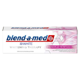 White Whitening Therapy 3D BLEND-A-MED, 75 мл 36433 фото